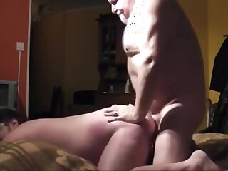 daddy, servicing, bear, bareback, amateur, chubby