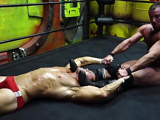 costa, nux, nude, wrestling, brunette, fetish