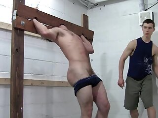 punished, grant, and, beaten, bdsm, fetish