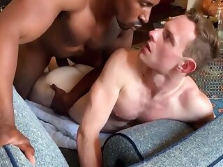 gay, interracial, porn, big, black, cock