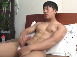 sex, asian, cumshot, japanese, solo, male